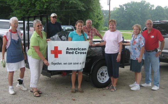 Coastal Carolina American Red Cross