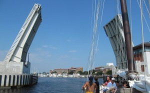 Drawbridge New Bern NC