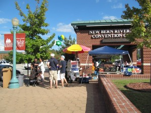 New Bern - Craven County Convention Center