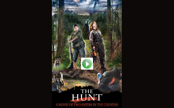 This film brings two sisters together, raised a decade apart! They meet every year to get back to nature for turkey hunting escapades. Join them as they discover a lifetime of outdoor experiences and adventures! They overcome natural disasters (including Tornadoes of 2011), many encounters with bear, and other forces that nature has to offer. They even escaped the law! Learn about hunting the elusive wild turkey and discover the Croatan National Forest!