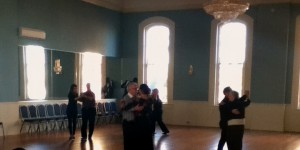 Dancers in the Ballroom