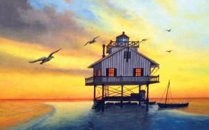 """Cat Island, MS, ca. 1880,"" by Bill Henson"