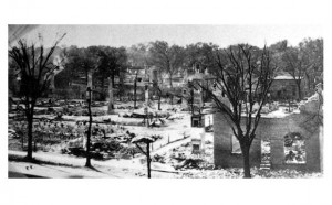 Great Fire of 1922