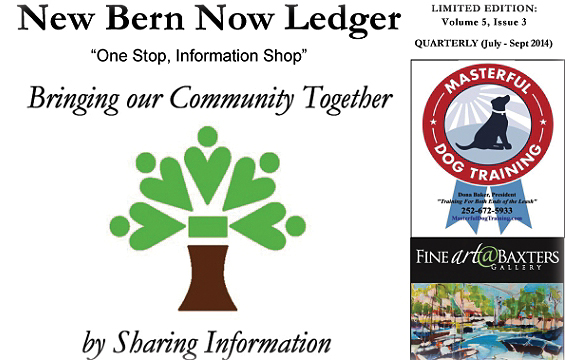 New Bern Now Ledger July 2014