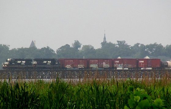 Neuse River Railroad Bridge