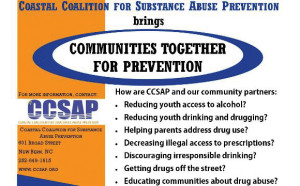 Coastal Coalition for Substance Abuse Prevention