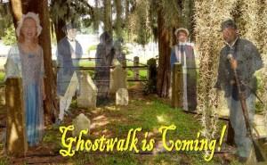 Ghostwalk is Coming