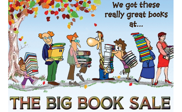 friends of the library bi annual book sale to benefit the new bern