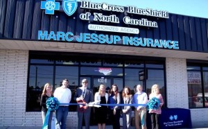 Marc Jessup Ribbon Cutting