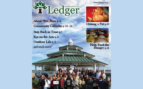 January Quarterly Ledger Magazine