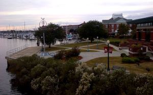 New Bern Waterfront