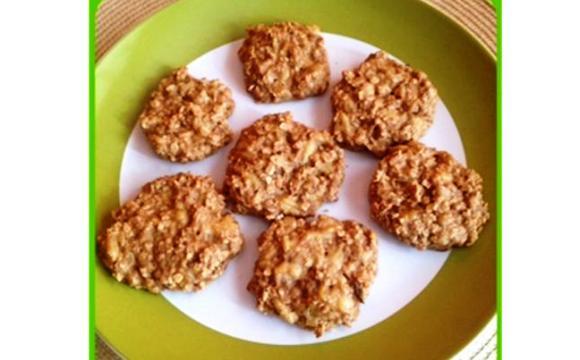 Healthy Breakfast Cookies