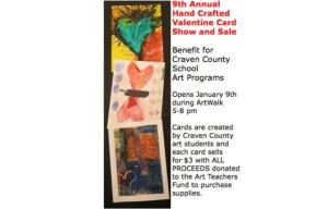 Valentine Card Show and Sale