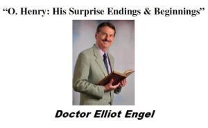 Dr Elliot Engel