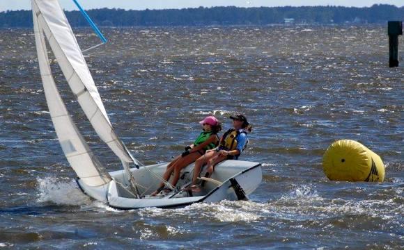 Oriental SailPack Regatta