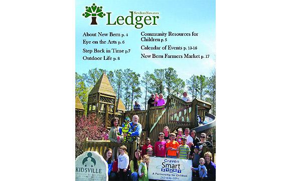 April Ledger Cover