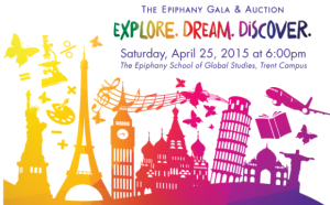 Epiphany Gala and Silent Auction