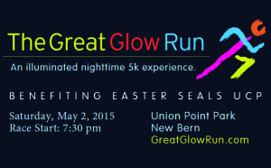 Great Glow Run for Easter Seals