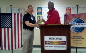 New Bern Toastmasters Club