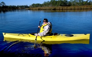Paddle for Huntington's Disease