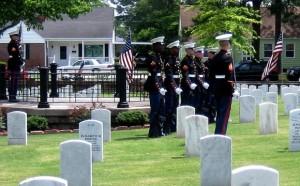 Memorial Day New Bern National Cemetery
