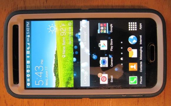 Samsung Gallaxy Hack