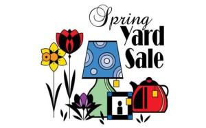 Gigantic Yard Sale