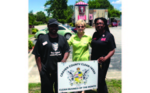 Craven County Clean Sweep Award