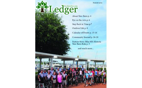 Ledger Magazine - Summer 2015