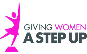 Giving Women A Step Up