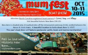MUMFEST Boat Show 2015