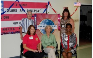 New Bern Toastmasters Speech Contest