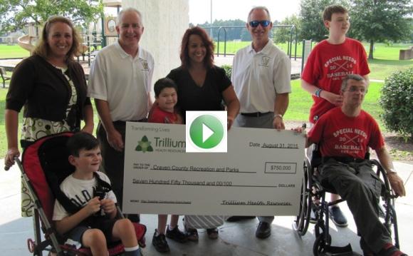 Trillium Health Resources Craven County