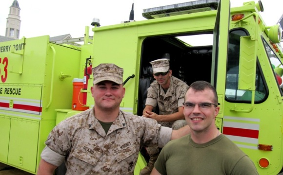 MCAS Cherry Point Fire and Rescue