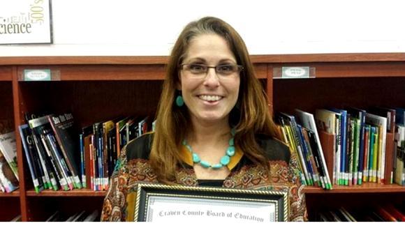 Teacher Shannon Potter