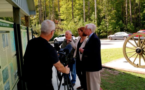 UNC-TV Features New Bern Battlefield Park
