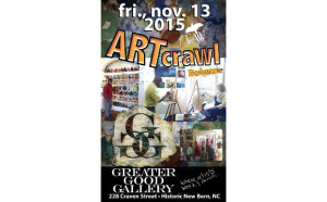 ArtCrawl November 2015