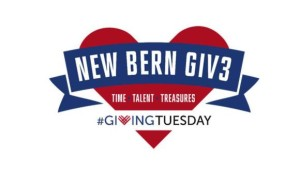 Giving Tuesday New Bern