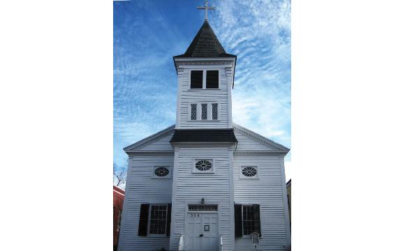 Old St Paul Church