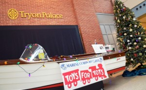 Toys for Tots - Tryon Palace
