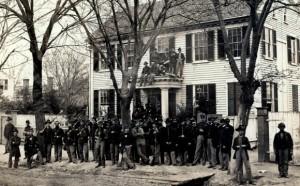 Civil War Photo - Ellis Crop