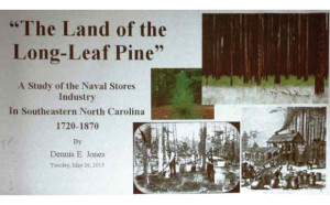Land of the Long Leaf Pine