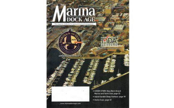 Marina Dock Age Magazine
