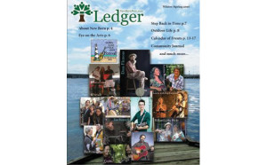 New Bern Now Ledger - 1st Qtr 2016