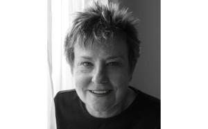 Poet Jeanne Julian