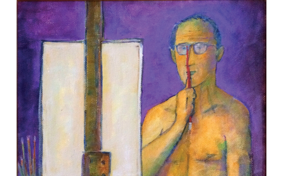 John Hanley Painting