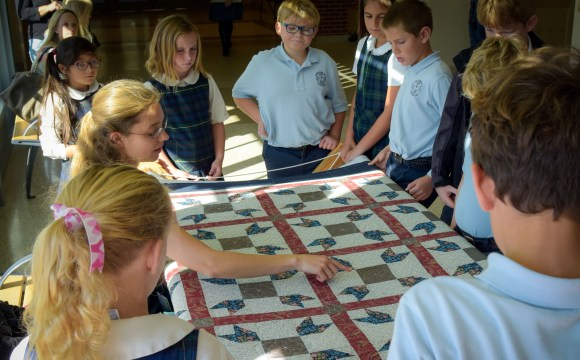 Tryon Explorers - Quilting