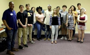 Youth Advocacy for Substance Abuse Prevention Training