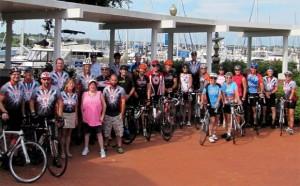1st Bike MS New Bern Kickoff Event
