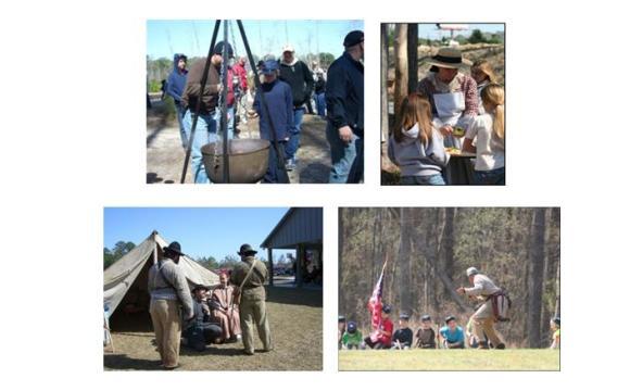 Civil War Adventure Day